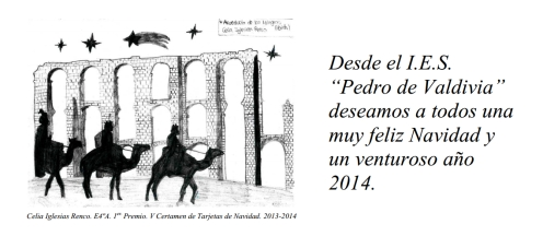 Postales navideñas 2013