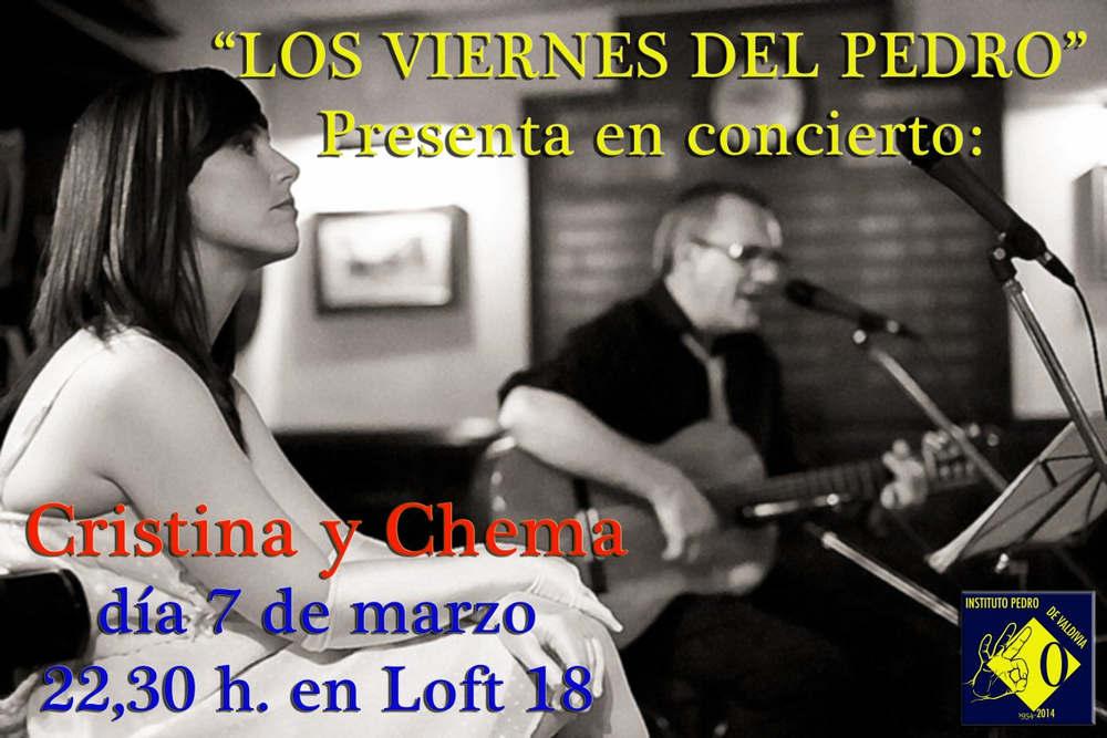 cartel concierto 7 marzo