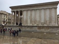 La Maison Carrée. Nîmes